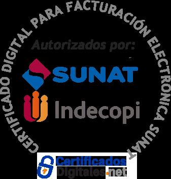 Certificado Digital para Factura Electronica SUNAT Peru